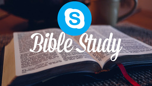 Community Bible Study on Skype (Until Further Notice)